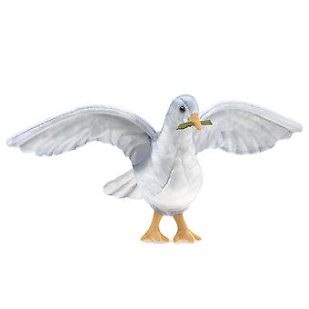 Hand Puppet - Folkmanis - Dove New Toys Soft Doll Plush 3093