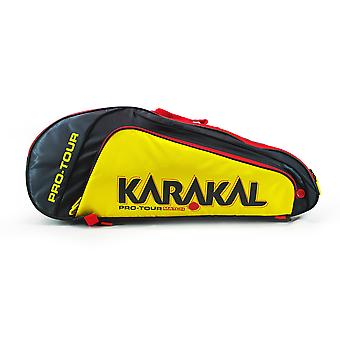 Karakal Pro Tour Match 4 Racket Bag Sports Equipment Backpack Carry System