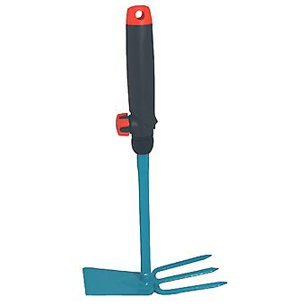 Gardena 08914 Combisystem Metal Hand Hoe with 3 Teeth
