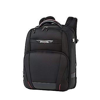SAMSONITE PRO-DLX 5 - Backpack Expandable for 15.6'' Laptop 21/26L - 1.4 KG Casual Backpack - 44 cm - 21 liters - Black (Black)