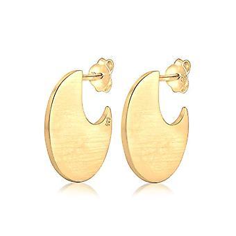 Elli Silver Women's Pin Earrings 312130417