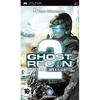 Tom Clancys Ghost Recon Advanced Warfighter 2 (PSP) - Usine scellée