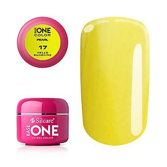 Base one-Pearl-Hello sunshine 5 g UV-gel