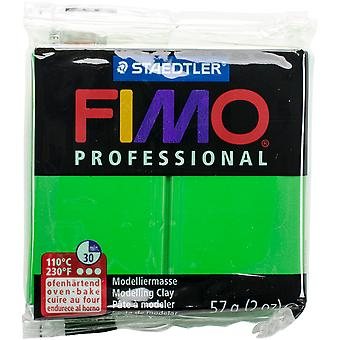 Fimo Professional Soft Polymer Clay 2oz-Sap Green EF8005-5