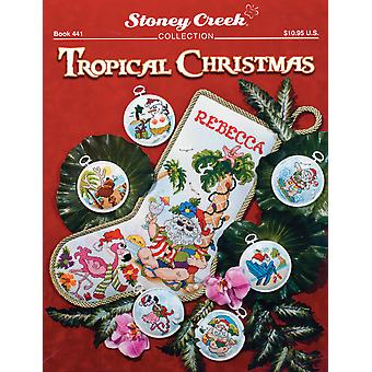 Stoney Creek Tropical Christmas Sc 441