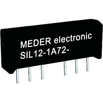 Reed relay 1 maker 24 Vdc 1 A 15 W SIL 4 StandexMeder Electronics