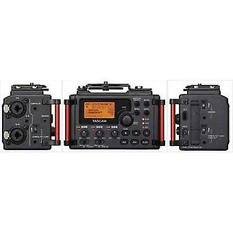 Portable audio recorder Tascam DR-60DMK2 Black