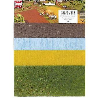 Busch  7175  Agricultural land, fields, meadows and lakes