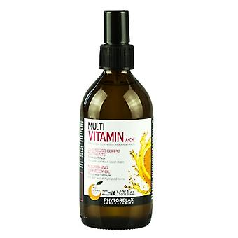 Phytorelax multi vitamin A + C + E nourishing body dry oil