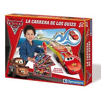 Clementoni Educational car Cars 2 (Toys , Educative And Creative , Vocabulary)
