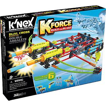 K'nex Dual Cross Set Construction (Toys , Constructions , Characters And Animals)