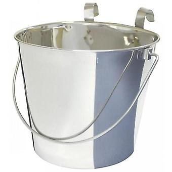 Bowl-Bucket-Flat Sided S/S Kennels 3.1L