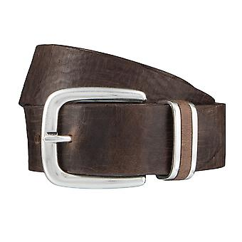 BERND GÖTZ belts men's belts leather belt Brown 3900