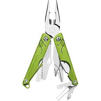 Multitool No. of functions 17 Leatherman LEAP LTG831836 Green