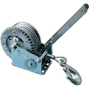Hand winch Tensile force (stationary)=800 kg Berger & Schröter