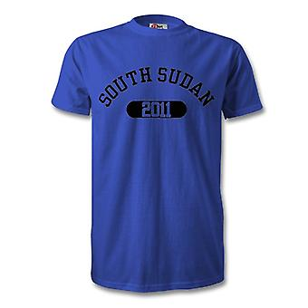 South Sudan Independence 2011 Kids T-Shirt