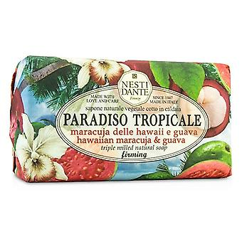 Nesti Dante Paradiso Tropicale Triple Milled Natural Soap - Hawaiian Maracuja & Guava 250g/8.8oz