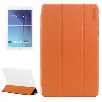 ENKAY smart cover Orange for Samsung Galaxy tab E 9.6 SM T560 T561