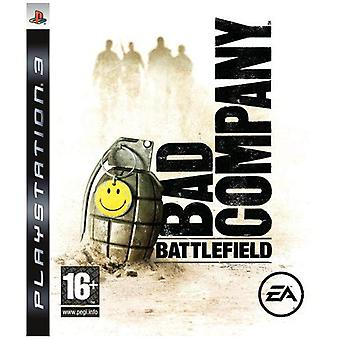 Battlefield Bad Company PS3 spel