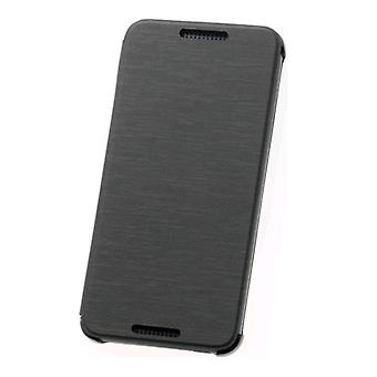 HTC Flip Case for HTC Desire 610/612 - Warm Black