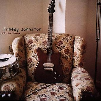 Freedy Johnston - aldrig hem [CD] USA import