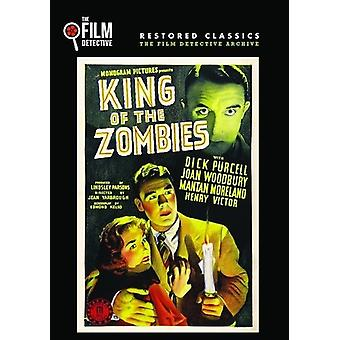 King of the Zombies [DVD] USA import