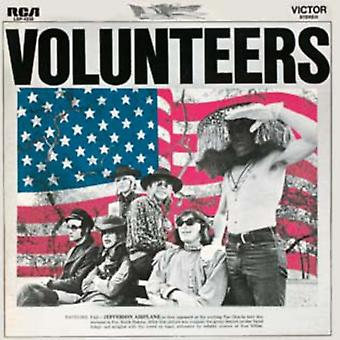 Jefferson Airplane - voluntarios [CD] USA importar