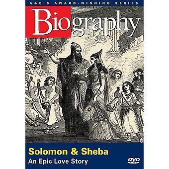 Solomon & Sheba [DVD] USA import