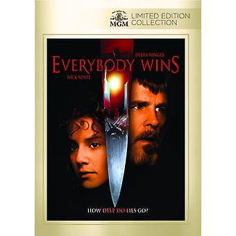 Everybody Wins [DVD] USA import