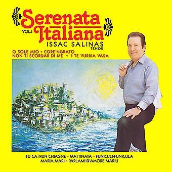 Isaac Salinas - import USA Serenata Italiana 1 [CD]
