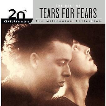 Tears for Fears - mejor de las lágrimas para la importación de los E.e.u.u. miedos-Millen [CD]