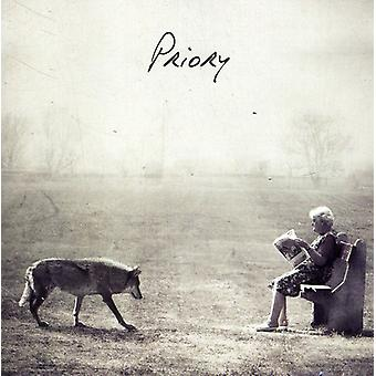 Priory - Priory [CD] USA importerer