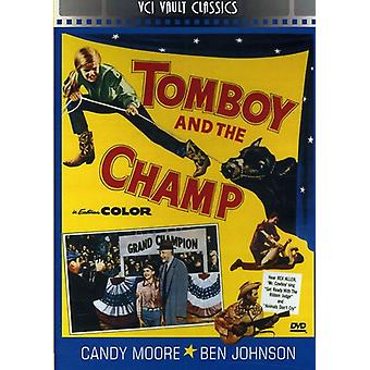 Tomboy & the Champ (1961) [DVD] USA import