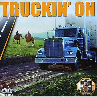 Truckin ' på - Truckin ' på [CD] USA import