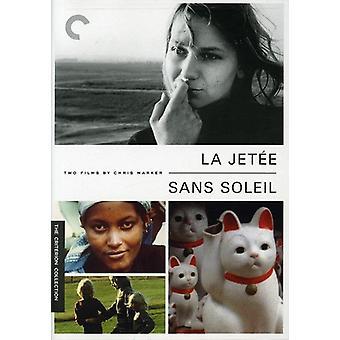 La Jetee & Sans Soleil [DVD] USA import