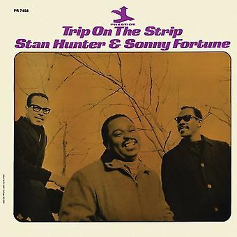 Stan Hunter & Sonny Fortune - tur på striben [CD] USA importen