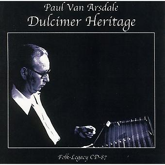 Paul Van Arsdale - Dulcimer arv [CD] USA import