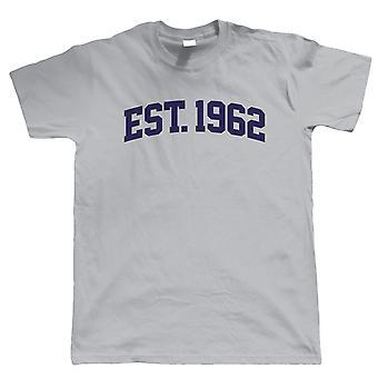 Gegründet 1962 T Herrenshirt