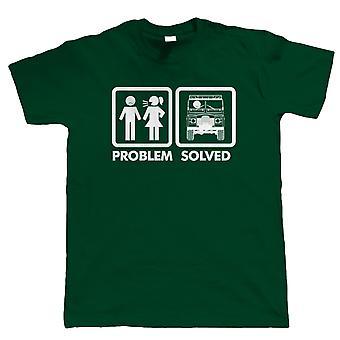 Vectorbomb, Problem rozwiązany, śmieszne Off Roading Tshirt