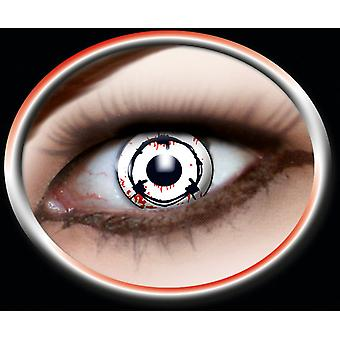 Contact lenses barbed wire 1 pair Carnival Halloween Carnival