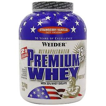 Weider Proteínas Fresa-Vainilla (Sport , Proteins , Proteins and carbohydrates)