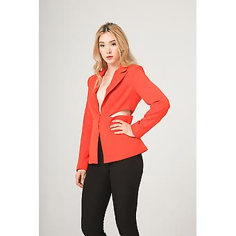 Fontana 2.0 Formal jacket Red Women