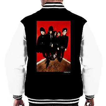The Horrors Band Photograph Men's Varsity Jacket