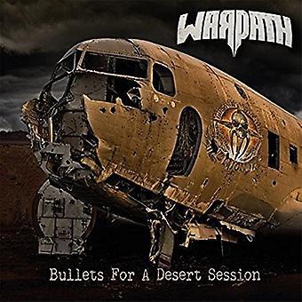 Krigsstien - kugler til en ørken Session [CD] USA importerer
