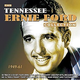 Tennessee Ernie Ford - Ford Tennessee Ernie-Collection 1949- [CD] USA import