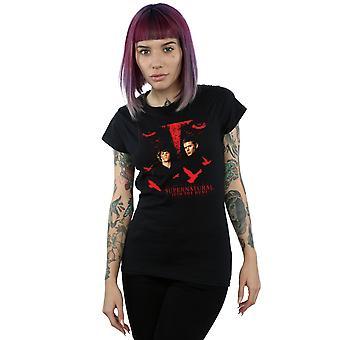 Supernatural Women's Crow Eyes T-Shirt