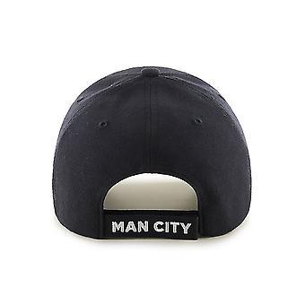 47 Brand EPL Manchester City FC MVP Cap - Navy