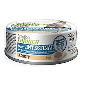 Trainer Solution Adult Sensintestinal White Fresh Meat (Cats , Cat Food , Wet Food)