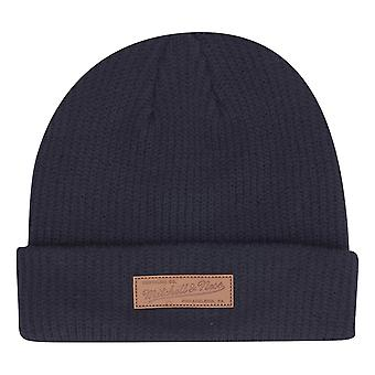 Mitchell & Ness winter Hat Beanie - SAILOR PATCH navy