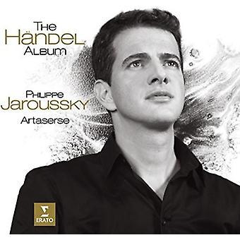 Philippe Jaroussky - Handel: Opera Arias [CD] USA import